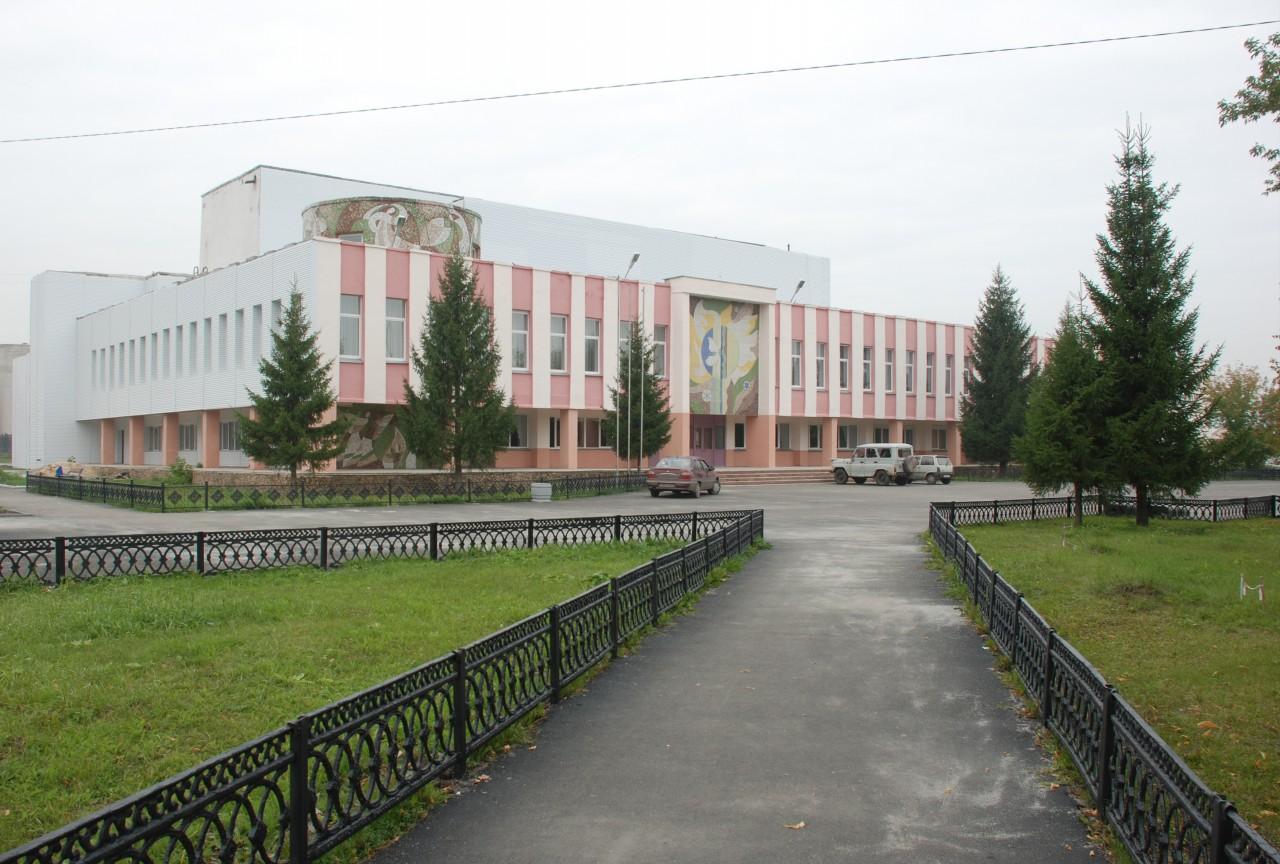 Дом культуры. Центральная межпоселенческая библиотека
